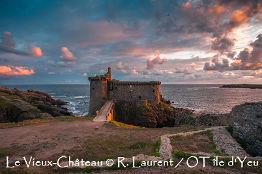 Vieux Chateau de lIle d'Yeu